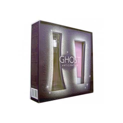 Ghost Anticipation Gift Set 30ml EDT Spray + 50ml Body Lotion