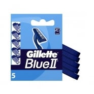 Gillette Blue II 5 Units
