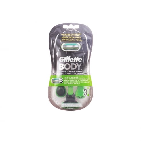 Gillette Body 3 Units