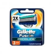 Gillette Fusion Proglide Razor Blades 3 Units