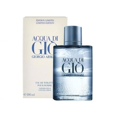 Giorgio Armani Acqua Di Gio (Blue Limited Edition) 200ml EDT Spray
