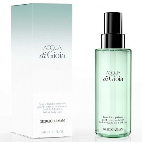 Giorgio Armani Armani Acqua Di Gioia Hair & Body Mist 140ml