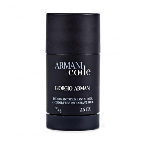 Giorgio Armani Code Pour Homme Deodorant Stick 75g
