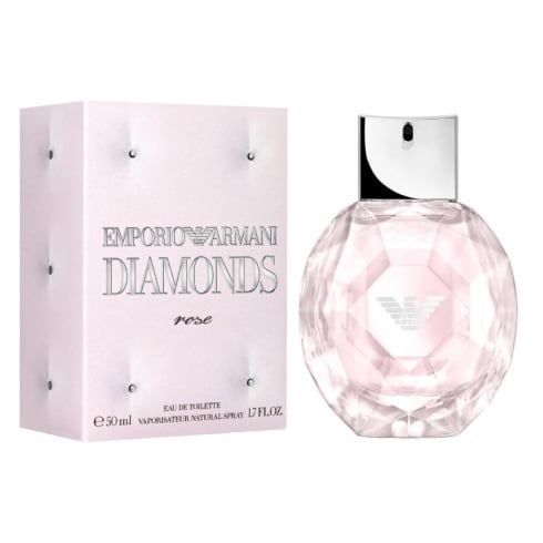 Giorgio Armani Emporio Diamonds Rose EDT 50ml Spray