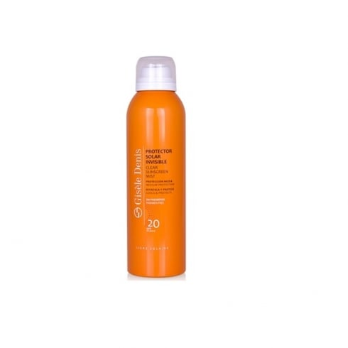 Gisele Denis Gisèle Denis Clear Sunscreen Mist Spray SPF20 200ml