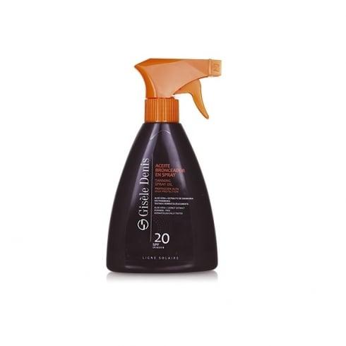 Gisele Denis Gisèle Denis Tanning Spray Oil SPF20 300ml
