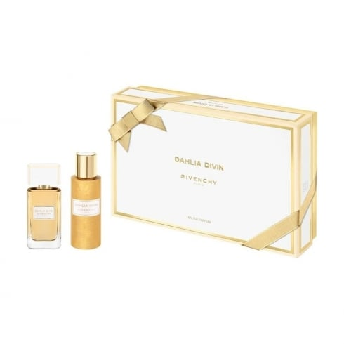Givenchy Dahlia Divin Gift Set - 30ml EDP + 100ml Skin Dew