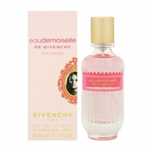 Givenchy Eau Demoiselle Rose A La Folie W EDT 50ml