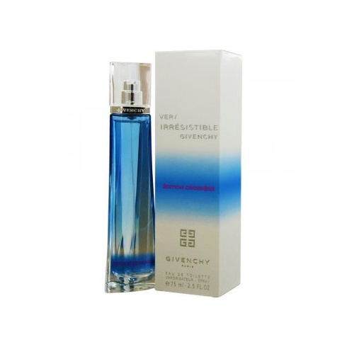 Givenchy Very Irresistible Edition Croisiere 75ml EDT Spray