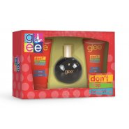 Glee Don't Stop Believing Gift Set 50ml EDT Spray + 75ml Shower Gel + 75ml Body Lotion