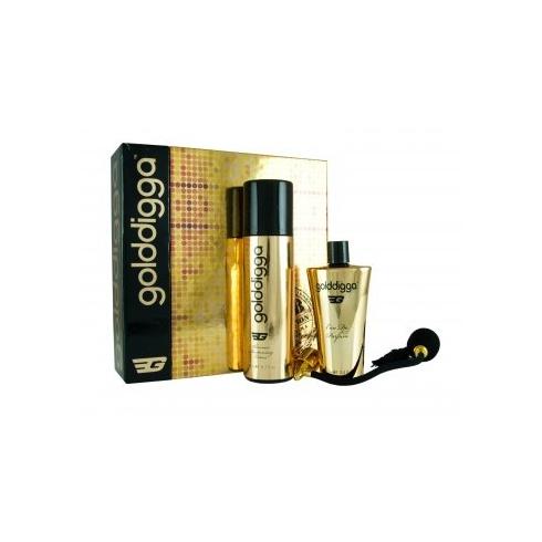 Golddigga Gift Set 100ml EDP + 250ml Body Lotion