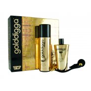 Golddigga Gift Set 100ml EDP + 250ml Body Lotion