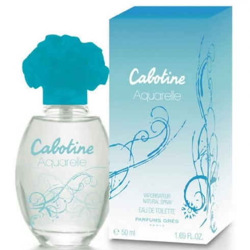 Gres Cabotine Aquarelle EDT Spray 50ml