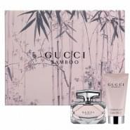 Gucci Bamboo Gift Set 50ml EDP + 50ml Body Lotion + 50ml Shower Gel