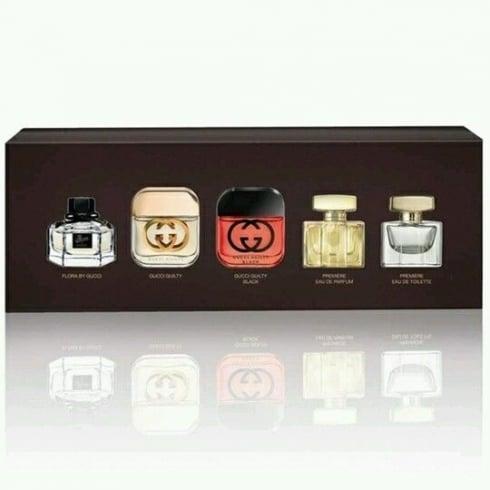 Gucci Mini Set For Women Gift Set 5 x 5ml