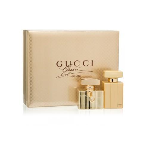Gucci Premiere 50ml EDP Spray / 100ml Body Lotion