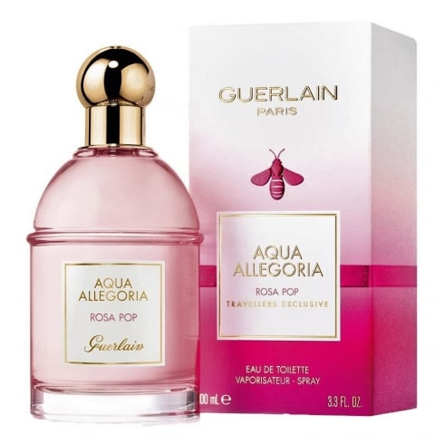 Guerlain Aqua Allegoria Rosa Pop 100ml EDT Spray