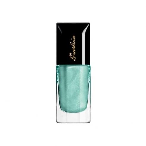 Guerlain Colour Lacquer Long Lasting Colour And Shine 700 Blue Ocean