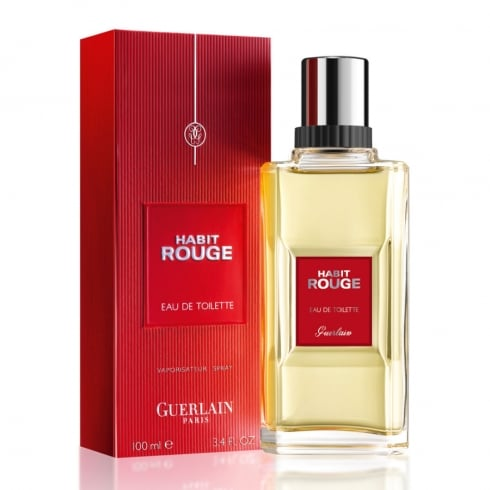 Guerlain Habit Rouge 200ml EDT Spray
