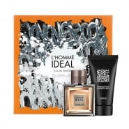 Guerlain L'homme Ideal EDP Spray 50ml Set 2 Pieces 2016