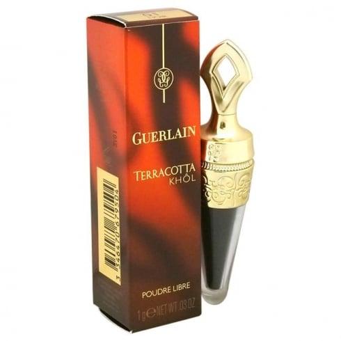 Guerlain Terracotta Eyes Loose Powder Kohl 01 Noir 1G