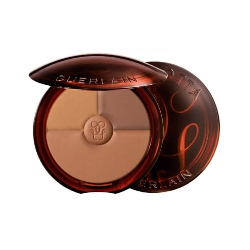 Guerlain Terracotta Sun Trio The Bronzing And Contouring Palette Foncé