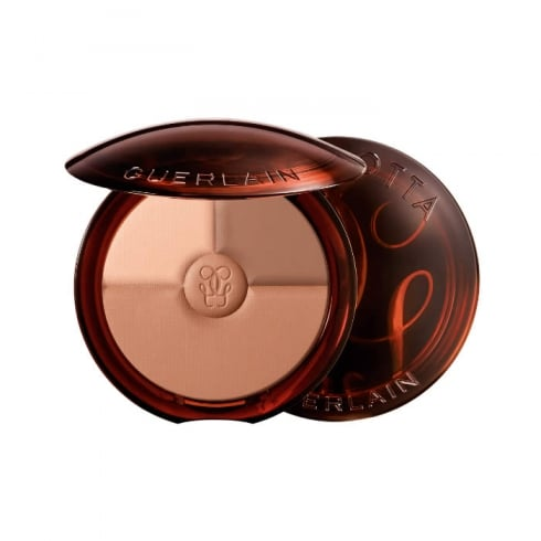 Guerlain Terracotta Sun Trio The Bronzing And Contouring Palette Naturel