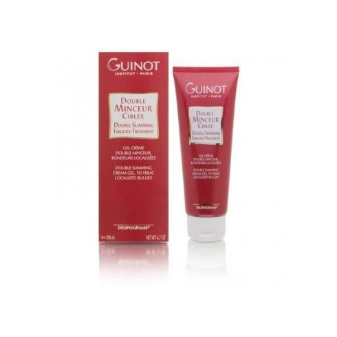 Guinot 200ml Double Minceur Ciblee Double Slimming Targeted Treatment