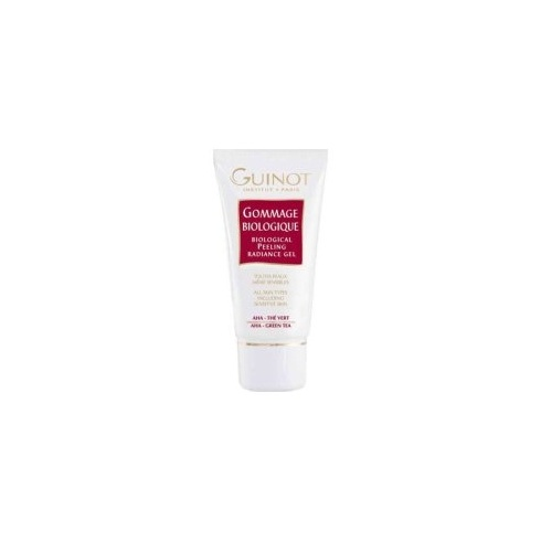 Guinot 50ml Gommage Biologique Biological Peeling Radiance Gel All Skin