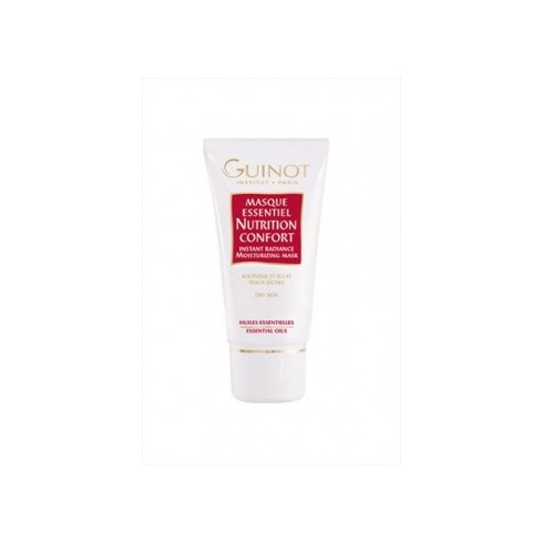 Guinot 50ml Masque Essentiel Nutrition Confort Instant Radiance Moisturizing Mask Dry Skin