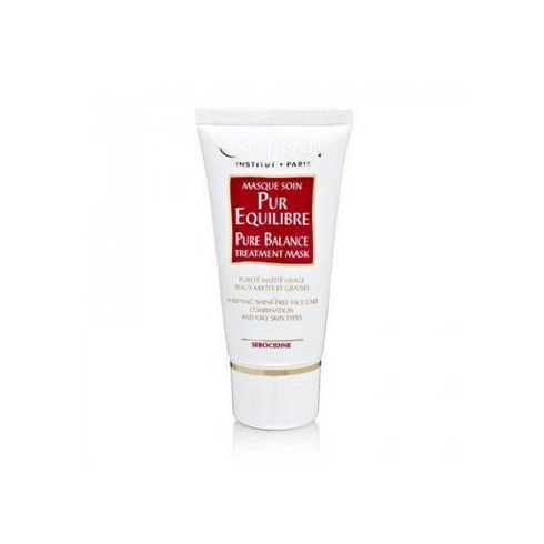 Guinot 50ml Masque Soin Pur Equilibre Pure Balance Treatment Mask Combination/Oily