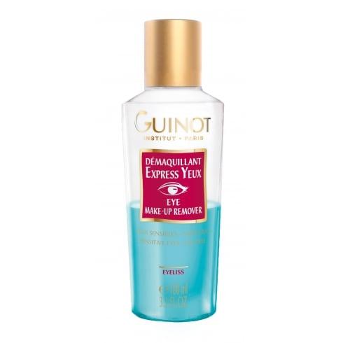 Guinot Demaquillant Express Yeux Eye Make Up Remover 100ml