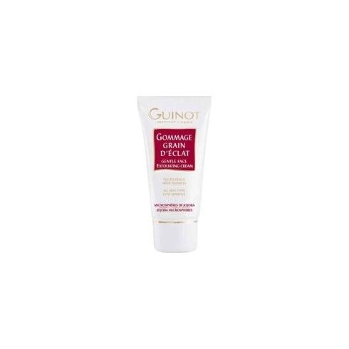 Guinot 50ml Gommage Grain D' Eclat Gentle Face Exfoliating Cream All Skin