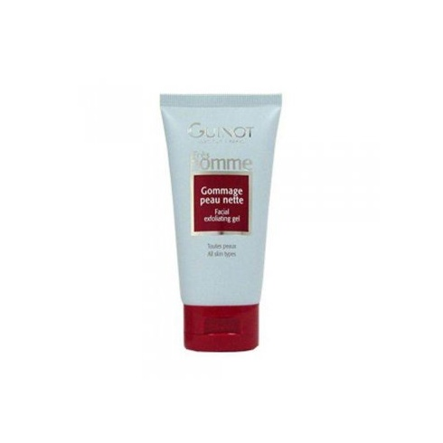 Guinot 75ml Tres Homme Gommage Peau Nette Facial Exfoliating Gel