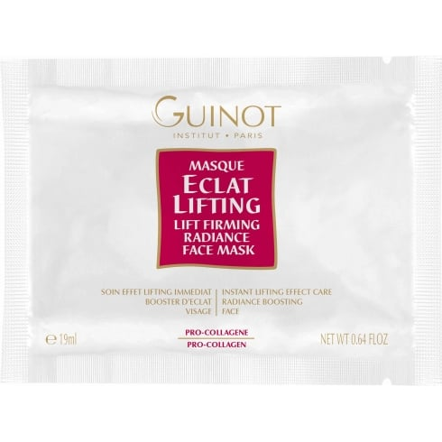 Guinot Masque Eclat Lifting Radiance Face Mask 4 x 19ml