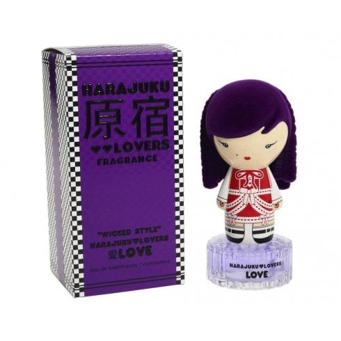 Gwen Stefani Harajuku S/Shine Cuties Love 10ml EDT Spray