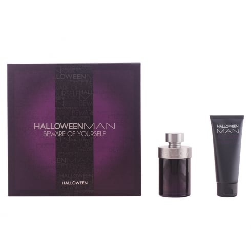 Halloween Man EDT Spray 125ml Set 2 Pieces 2017