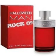 Halloween Man Rock On EDT Spray 125ml Set 2 Pieces