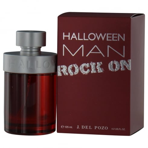 Halloween Man Rock On EDT Spray 75ml Set 2 Pieces
