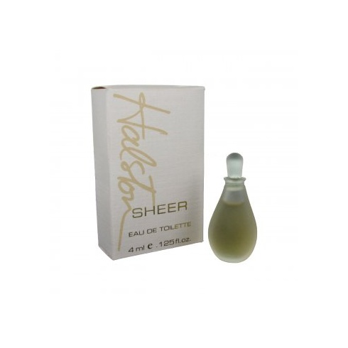 Halston Sheer Mini 4ml EDT Spray