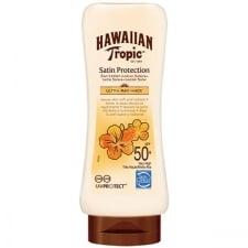 Hawaiian Tropic Satin Protection Ultra Radiance Sun Lotion SPF50 180ml
