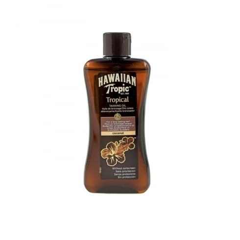 Hawaiian Tropic Tropical Tanning Oil 200ml