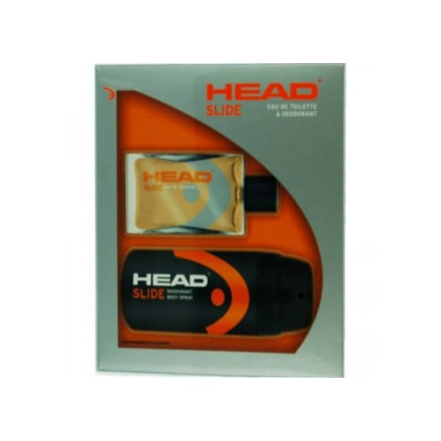 Head Slide Gift Set 75ml EDT + 150ml Deodorant Spray