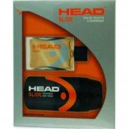 Head Slide Gift Set 75ml EDT + 150ml Deodorant Spray
