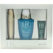 Helena Rubinstein Lash Queen Gift Set 7.2ml Mascara + 50ml All Mascaras! Eye Make-Up Remover + 3ml Prodigy Eye Care