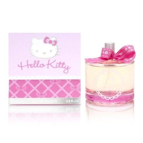Hello Kitty Call Me Proncess Set EDT 50ml + Box