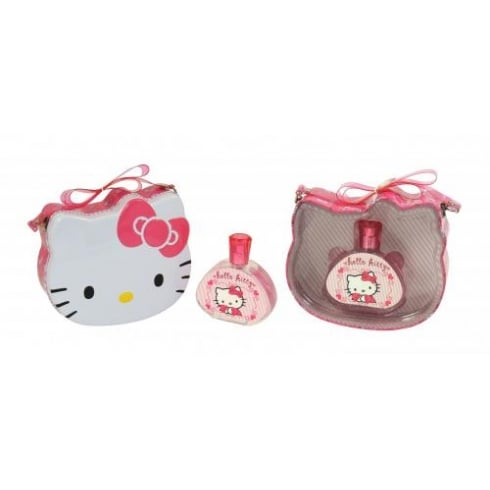 Hello Kitty EDT 100ML + METAL LUNCHBOX