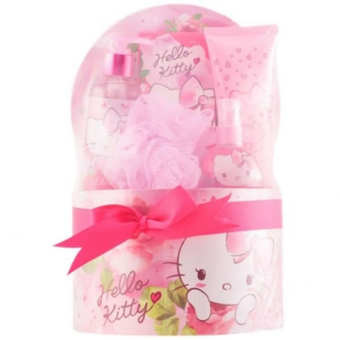 Hello Kitty EDT Spray 120ml Set 5 Pieces 2016