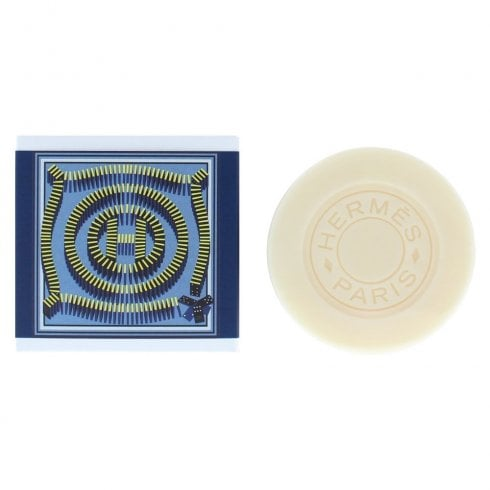 Hermes Eau De Citron Noir Perfumed Soap 100G Domino