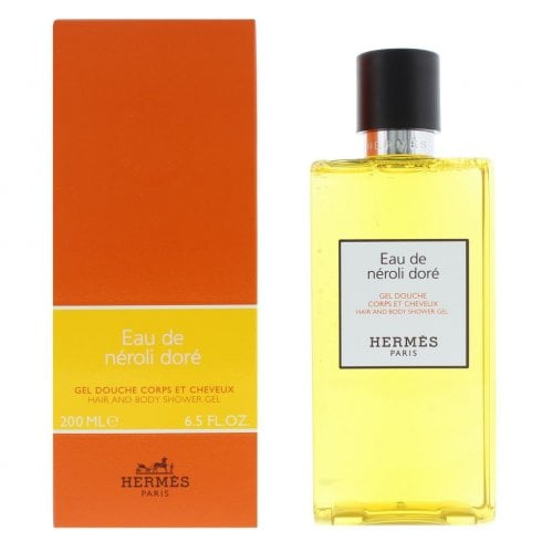 Hermes Eau De Neroli Dore Hair And Shower Gel 200ml
